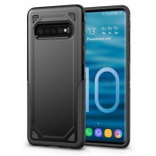 Rugged Armor Skal till Samsung Galaxy S10 Plus - Svart