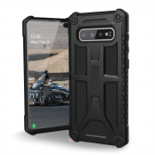 UAG Monarch Skal till Samsung Galaxy S10 Plus - Svart