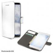 Celly Wallet Case Galaxy S10 - Vit
