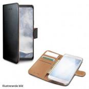Celly Wallet Case Galaxy S10e - Svart