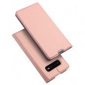 Dux Ducis Plånboksfodral Samsung Galaxy S10 - Rose Gold