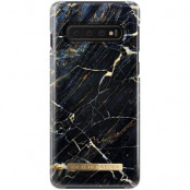 iDeal of Sweden Fashion Case Samsung Galaxy S10 - Port Laurent Marble