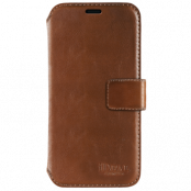 iDeal of Sweden Sthlm Wallet Samsung Galaxy S10 - Brun
