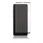 Panzer Curved Glass Samsung Galaxy S10 - Svart
