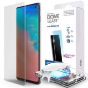 WhiteStone Dome Glass Skärmskydd till Samsung Galaxy S10