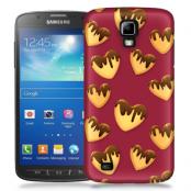 Skal till Samsung Galaxy S5 Active - Chokladhjärtan