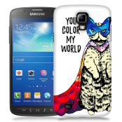 Skal till Samsung Galaxy S5 Active - Color my world - Katt