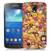 Skal till Samsung Galaxy S5 Active - Emoji - Kollage