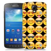 Skal till Samsung Galaxy S5 Active - Emoji - Smileys