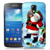 Skal till Samsung Galaxy S5 Active - Glad Jultomte
