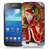 Skal till Samsung Galaxy S5 Active - Jultomte och ren