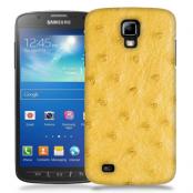 Skal till Samsung Galaxy S5 Active - Knottrig - Gul