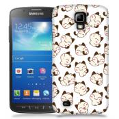 Skal till Samsung Galaxy S5 Active - Manga - Katter
