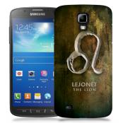 Skal till Samsung Galaxy S5 Active - Stjärntecken - Lejonet
