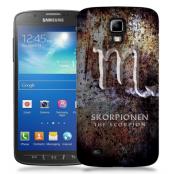 Skal till Samsung Galaxy S5 Active - Stjärntecken - Skorpionen