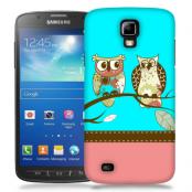 Skal till Samsung Galaxy S5 Active - Ugglor i träd
