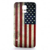 Batterilucka till Samsung Galaxy S5 - American Flag