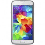 Belkin Grip Vue, termoplastskal Galaxy S5, transparent, grå