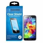 CoveredGear Clear Shield skärmskydd till Samsung Galaxy S5
