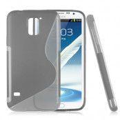 FlexiSkal till Samsung Galaxy S5 i9600 (Grå)