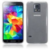 Gel FlexiSkal till Samsung Galaxy S5 - Clear