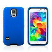 Protector Hybrid Skal till Samsung Galaxy S5 (Blå)