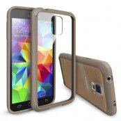 Ringke Fusion Skal till Samsung Galaxy S5 (Gold)