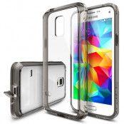 Ringke Fusion Skal till Samsung Galaxy S5 Mini - Grå