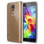 Ringke Slim Skal till Samsung Galaxy S5 (Crystal)