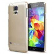 Ringke Slim Skal till Samsung Galaxy S5 (Gold)