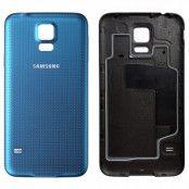 Samsung Galaxy S5 Baksida Batterilucka - Blå