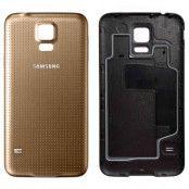 Samsung Galaxy S5 Baksida Batterilucka - Guld