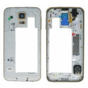 Samsung Galaxy S5 chassi med delar Guld