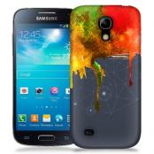 Skal till Samsung Galaxy S5 Mini - Rinnande färg - Spektrum