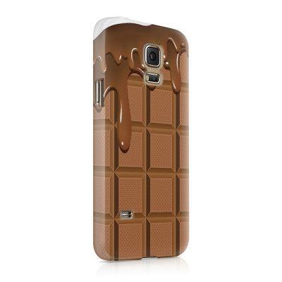 Skal till Samsung Galaxy S5 - Choklad