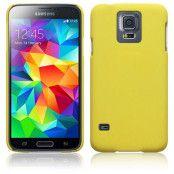 Skal till Samsung Galaxy S5 - Gul