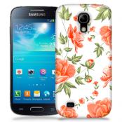Skal till Samsung Galaxy S5 Mini - Blommor