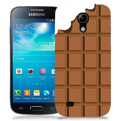 Skal till Samsung Galaxy S5 Mini - Choklad