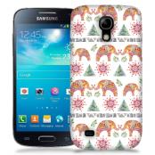 Skal till Samsung Galaxy S5 Mini - Elefanter