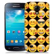 Skal till Samsung Galaxy S5 Mini - Emoji - Smileys