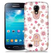 Skal till Samsung Galaxy S5 Mini - Fatimas hand - blommor