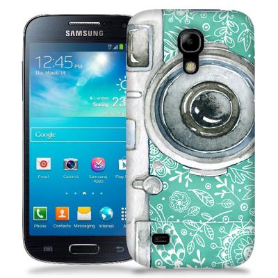 Skal till Samsung Galaxy S5 Mini - Målning - Kamera