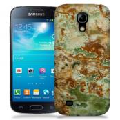 Skal till Samsung Galaxy S5 Mini - Marble - Grön/Brun