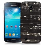 Skal till Samsung Galaxy S5 Mini - Marble - Svart