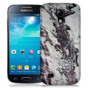 Skal till Samsung Galaxy S5 Mini - Marble - Vit/Svart