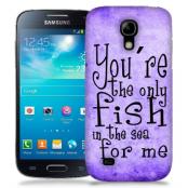 Skal till Samsung Galaxy S5 Mini - Only Fish