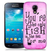 Skal till Samsung Galaxy S5 Mini - Only Fish Pink