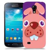 Skal till Samsung Galaxy S5 Mini - Rosa kanin