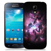 Skal till Samsung Galaxy S5 Mini - Rymden - Grå
