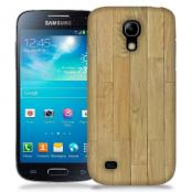 Skal till Samsung Galaxy S5 Mini - Trägolv